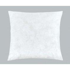 Výplňkový polštář s netkanou textilií