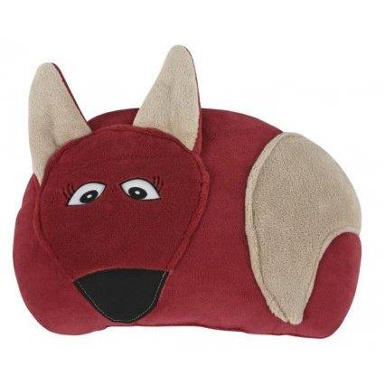 Tvarovaný polštářek liška