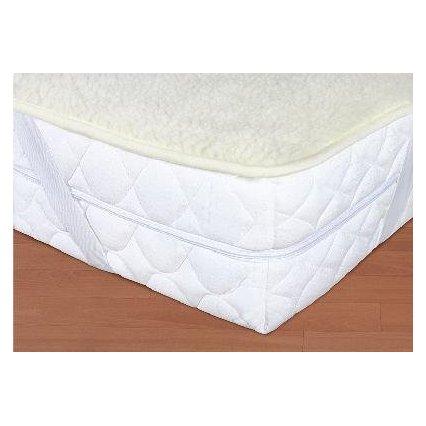 Evropské merino matracový chráníč 450g/m2