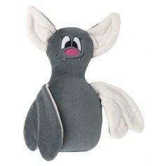 Tvarovaný polštářek netopýr