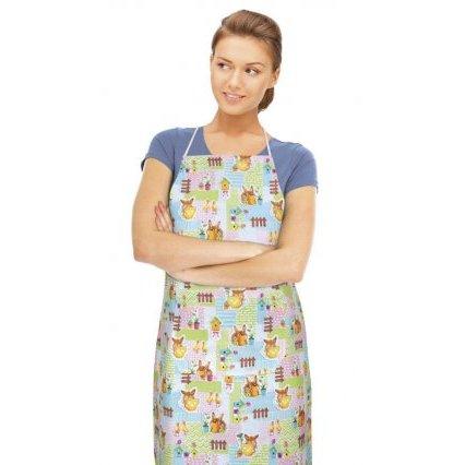Kuchyňská zástěra EMA-velikonoční motiv
