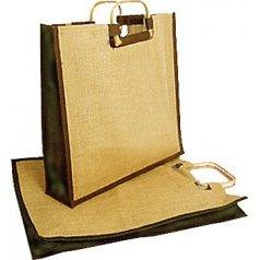 Jutová nákupní taška