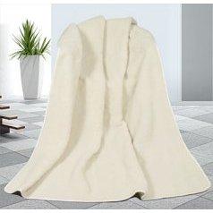 Evropské merino deka bílá 450g/m2