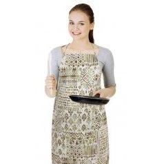 Kuchyňská zástěra IVO