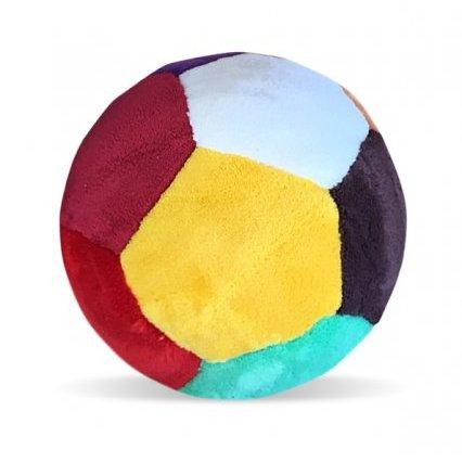 Tvarovaný polštářek míč
