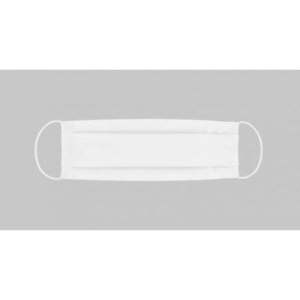 Ústní rouška bavlněná na gumičku