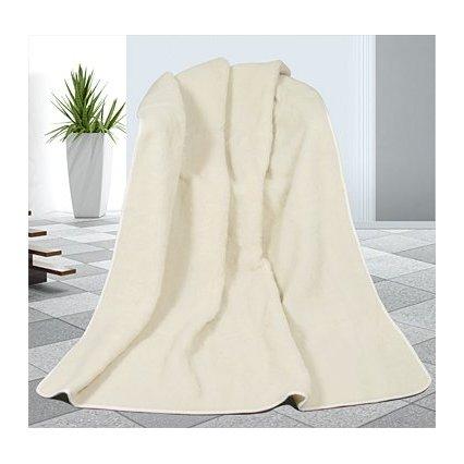 Evropské meríno deka bílá 450g/m2