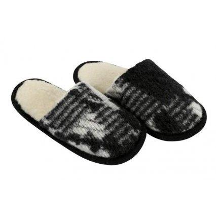 Australské meríno pantofle 520g/m2