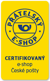 BELLATEX.cz Ceska Posta certifikace